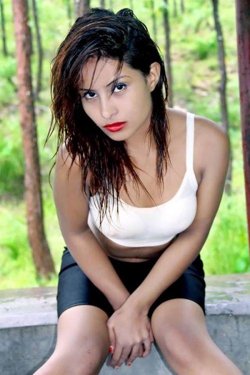 model-ansu bhusal